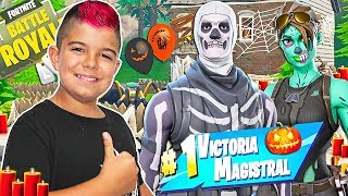HALLOWEEN SKINDAY IN FORTNITE!!! Ps4