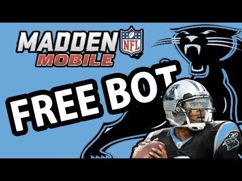 Madden Mobile 18 snipe bot + amazing filter!!!!!!!!!! HOW TO MAKE COINS ON MADDEN