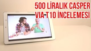 Video 500 Liralık Casper Via T10 İncelemesi download MP3, 3GP, MP4, WEBM, AVI, FLV Desember 2017