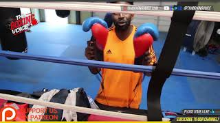 🔴Deontay Wilder Arrives to Camp for Fury Fight Week 2 Day 4 Sparring Day For Fury Fight 🥊