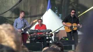"""Wilco - """"Company In My Back"""", Outside Lands Festival, 2008"""
