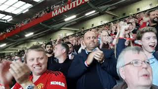 Manchester United vs Chelsea 4-0