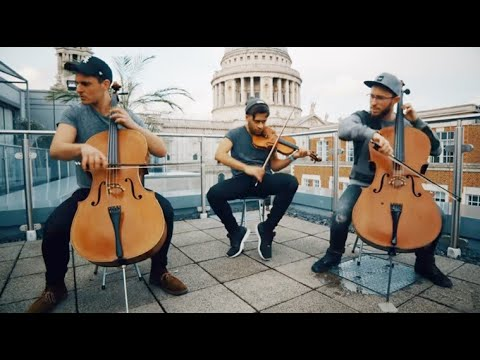 Shape of You - Ed Sheeran (Violin and Cello Cover by Ember Trio)