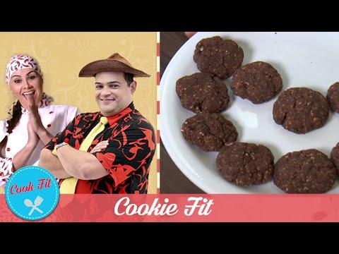COOKIE FIT | COOK FIT | Matheus Ceará E Dani Iafelix