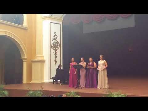 Voz de mujer,  Festival Alfonso Ortiz Tirado 2018 Alamos, Sonora