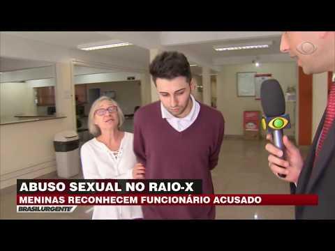 SP: Menina é estuprada durante exame de raio-X
