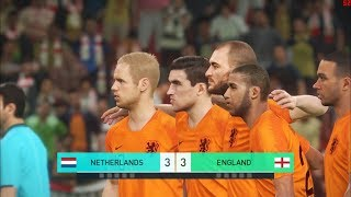 Video Netherland vs England I International Friendly Match I PES 2018 Penalty Shootout download MP3, 3GP, MP4, WEBM, AVI, FLV Juni 2018
