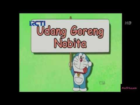 Doraemon - Udang goreng nobita. (RCTI) part 1/2