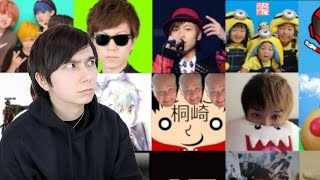 トップ50YouTuberモノマネ 50 26 (2017年) Impersonations Of The Top 50 YouTubers In Japan