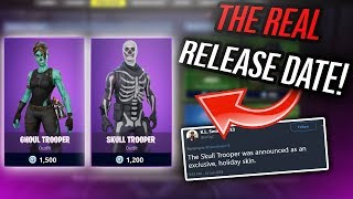 *CONFIRMED* SKULL TROOPER IS RETURNING TO THE ITEM SHOP! but not July 13th...