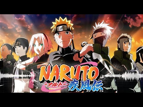 Naruto Shippuden Openings 1-20 Complete