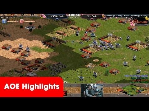 AOE Highlights, Bạn có tin Choson của Chim Sẻ Đi Nắng cân cả Shang, Pho, Yamato trong một trận 2vs2