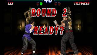 Tekken 2 ( PS1 ) - Lei - Arcade Mode - Original Music ( Jan 2, 2018 ) thumbnail