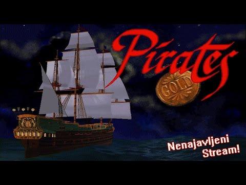 NENAJAVLJENI STREAM: Pirates GOLD!