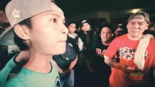 FlipTop - Damsa vs Jonas