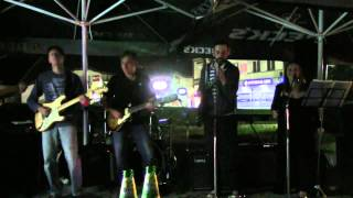 SBB Sonata Blues Band - Opasno YU grupa cover   kafe SONATA   28.08.2014.