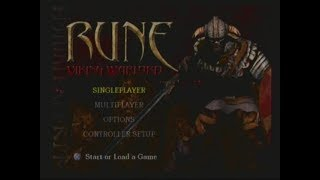 Rune Viking Warlord (PS2) Gameplay Review | *Hidden Gem*