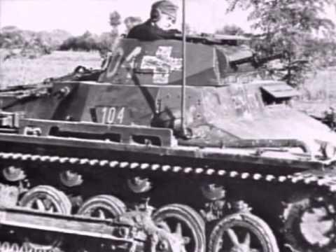 German War Files - Panzer I - II Light Tanks