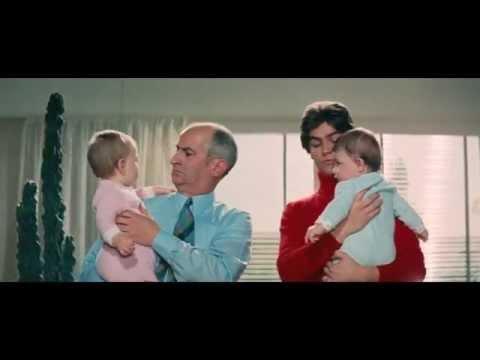 Louis de Funès: L'homme Orchestre (1970) - Chanson Les Poupons Pense aux conséquences