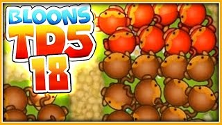 Bloons Tower Defense 5 - 1000 Affen, 0 Upgrades! | Part 18