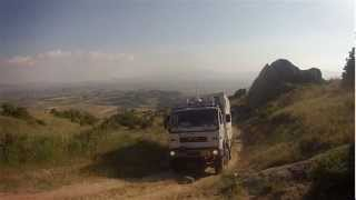Outbound 4x4 - Macedonia / Albania Offroad