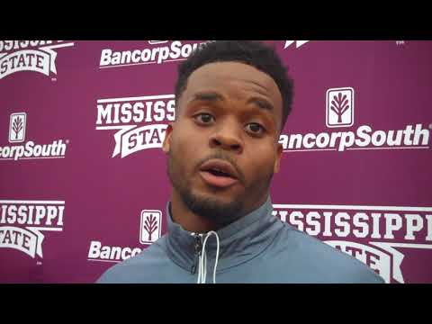 Brian Cole 2018 spring game