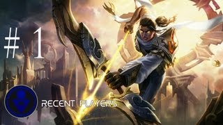 League of Legends - Arclight Varus - Full Gameplay # 1