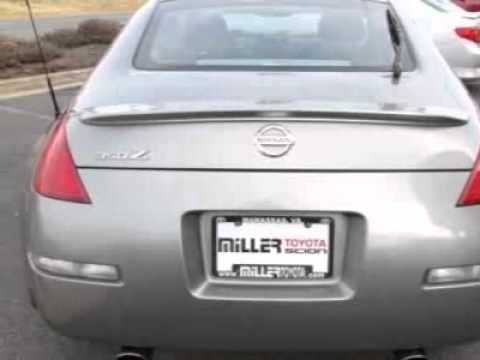 2004 Nissan 350Z Coupe Coupe   Manassas, VA