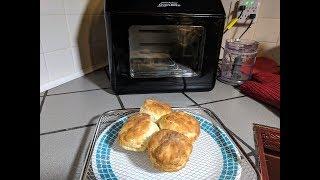 Frozen Biscuits, Power Air Fryer Oven Elite Heating Instructions