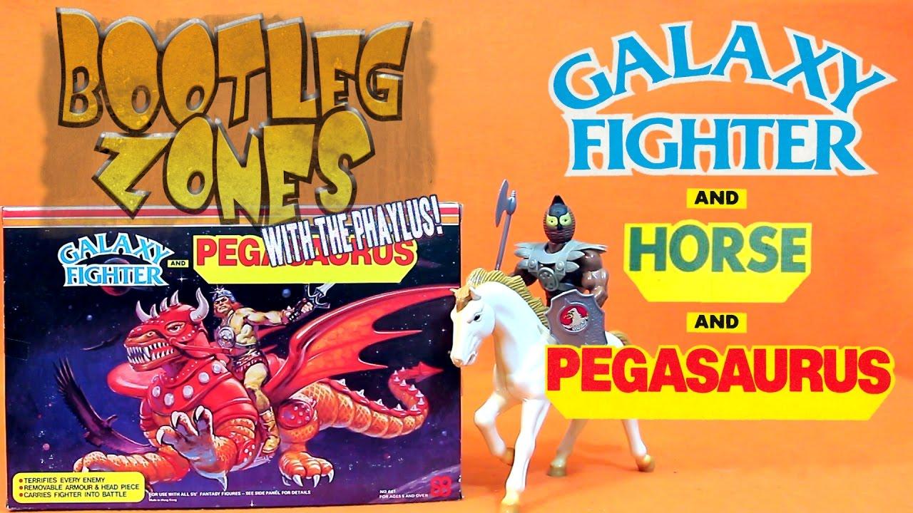 Bootleg Zones: Galaxy Fighters Beasts