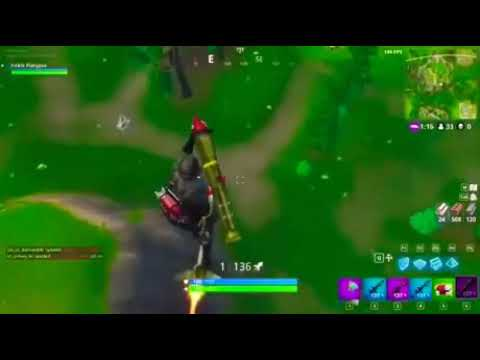 How to do the Triple Rocket Roll Trick in Fortnite :Explained