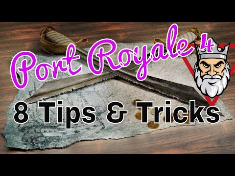 Port Royale 4 - 8 Tips & Tricks for Playing A Pirate - Buccaneers DLC Required! |