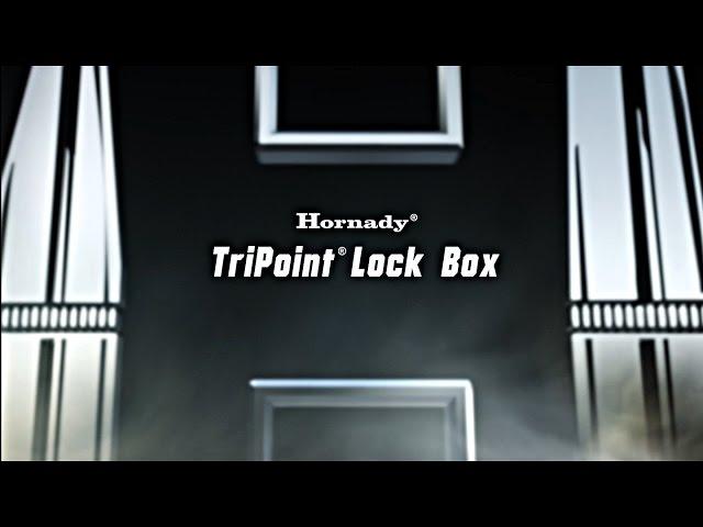 Hornady® TriPoint® Lock Box