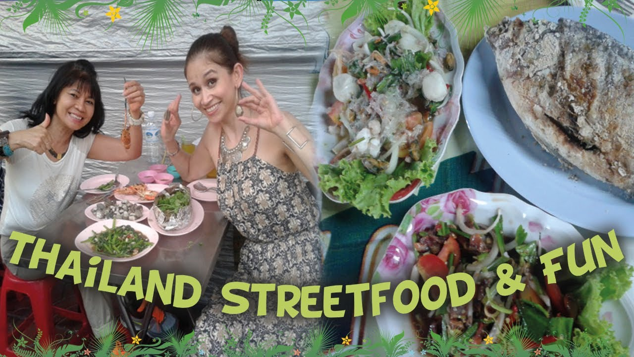 bangkok food & fun streetfood am besten - youtube