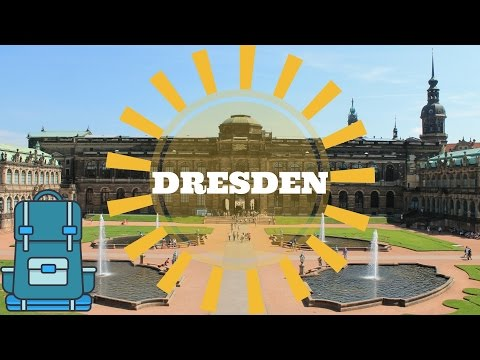 Dresden, Germany: Backpacking Europe