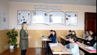 Розвиток творчих здібностей (фрагмент уроку) вчитель Боль О.В.