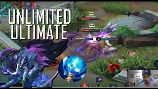 UNLIMITED ULTIMATE HELCURT - MOBILE LEGENDS - 1000 DIAMONDS GIVEAWAY - RANK - GAMEPLAY