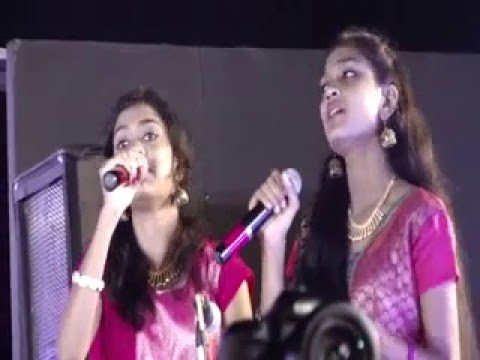 12) Bollywood Raga Shankarabaranam & Thaye Yashodha Vocal SowJanani & Srinidhi &Students Smt.Hema