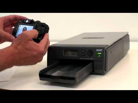 DNP ID400 Passport Photo Printer Overview