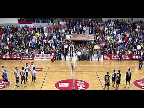 VOLLEYBALL - SPEEDBALL vs TANNOURINE - Friday, March 31, 2017