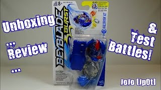 Hasbro Beyblade Burst VALTRYEK V2 - Unboxing, Review, & Battles!