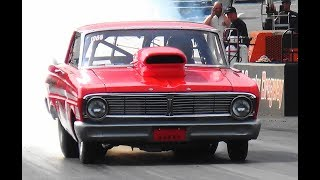 Exhibition Cars PT3 Cecil County Dragway 6 9 18