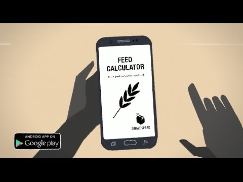 FeedCalculator Make your own profitable feed! - YouTube
