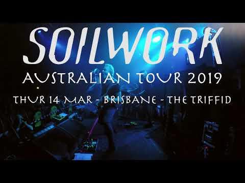 SOILWORK Australian Tour 2019 teaser -  tickets on sale now Mp3