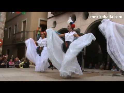 México Baila - El Colas (Veracruz)