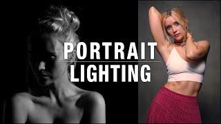 5 Pro Portrait Lighting Setups – On a Budget!
