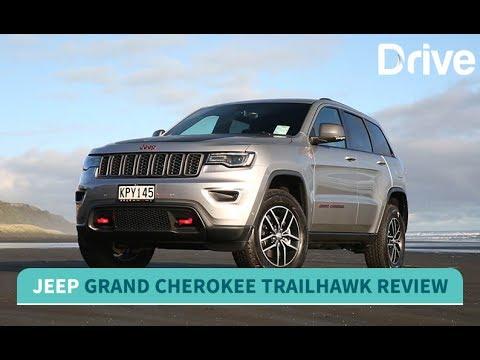 2017 Jeep Grand Cherokee Trailhawk Review Drive Au