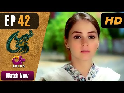 Ghareebzaadi - Episode 42 - Aplus ᴴᴰ Dramas