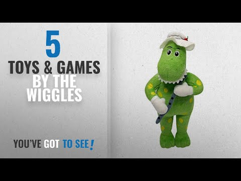 Top 10 The Wiggles Toys & Games [2018]: The Wiggles Dorothy the Dinosaur Plush Doll