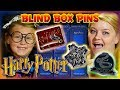 HARRY POTTER Pins Collection from Hot Topic in Blind Bags are a Mystery